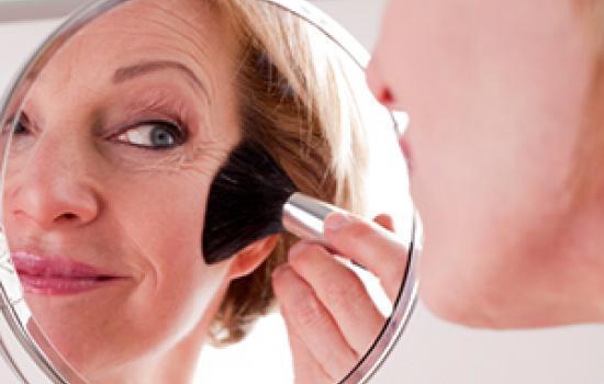 Le maquillage après 50 ans