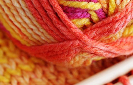 Le tricot: créatif et anti-stress