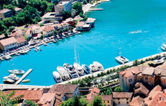 Cap sur la Croatie