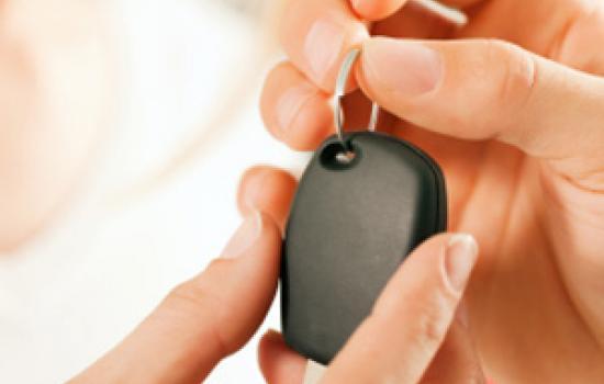Louer une voiture à court terme